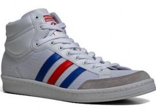 100% Authentique adidas basket vintage Outlet en ligne