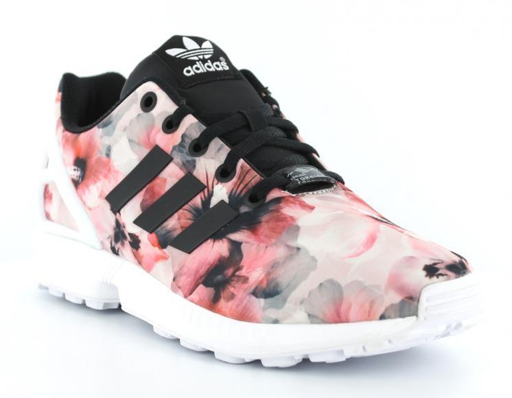 chaussures adidas femme zx flux