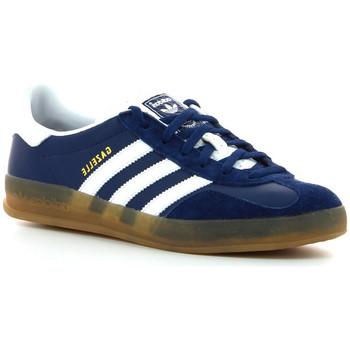 100% Authentique adidas gazelle indoor bleu Outlet en ligne