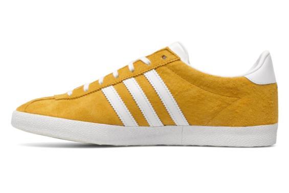 100% Authentique adidas gazelle moutarde Outlet en ligne