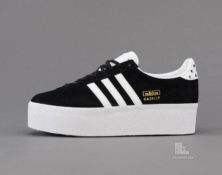 adidas gazelle w noire