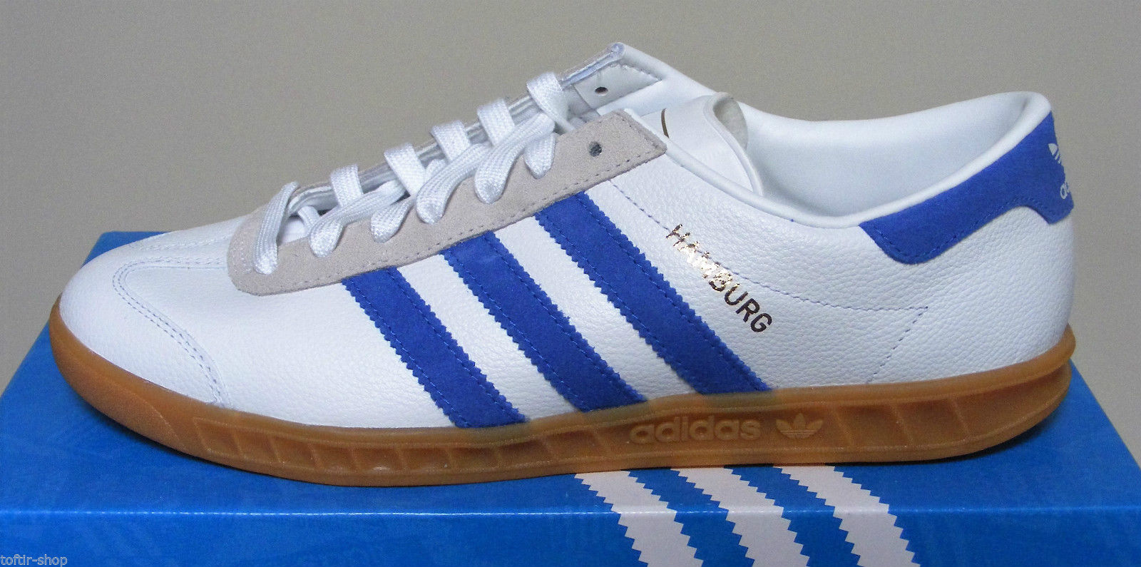 100% Authentique adidas hamburg cuir Outlet en ligne