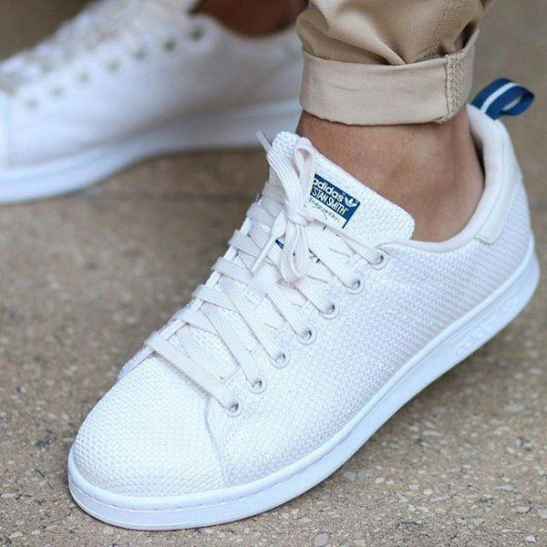 100 Homme En Adidas Stan Authentique Outlet Ligne Smith Blanche rfFqr4g