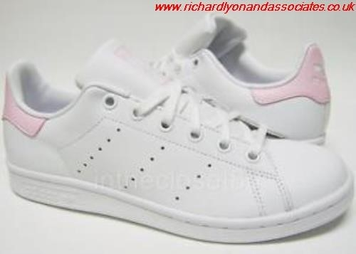 100% Authentique adidas stan smith junior rose Outlet en ligne