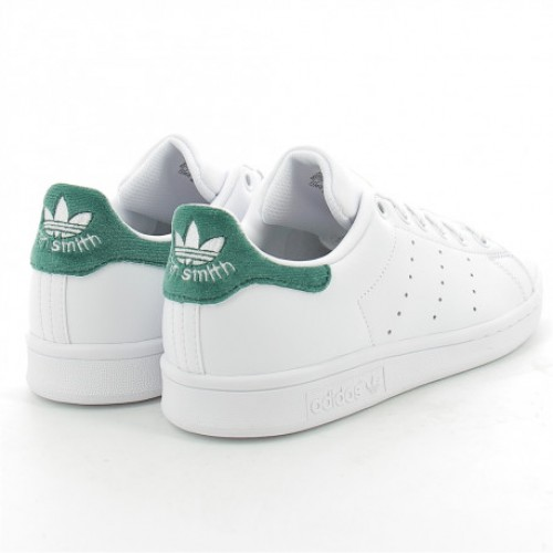 100% Authentique adidas stan smith velour femme chaussures