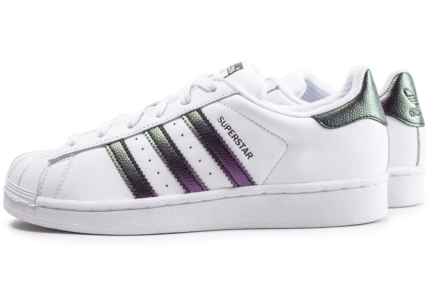 adidas superstar noir iridescent Outlet Vente Authentique