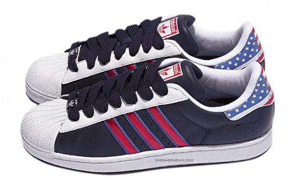 Adidas Superstar customisées
