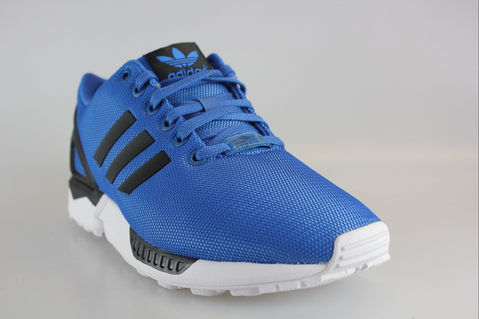 adidas zx flux bleu femme