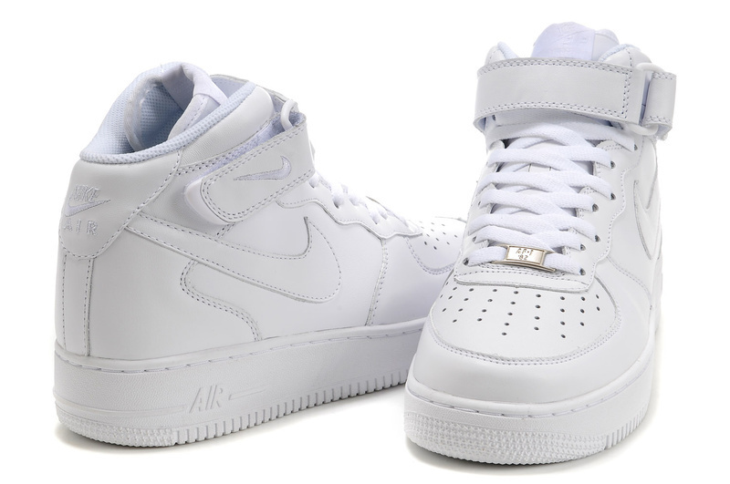 100% Authentique air force one mid pas cher Outlet en ligne