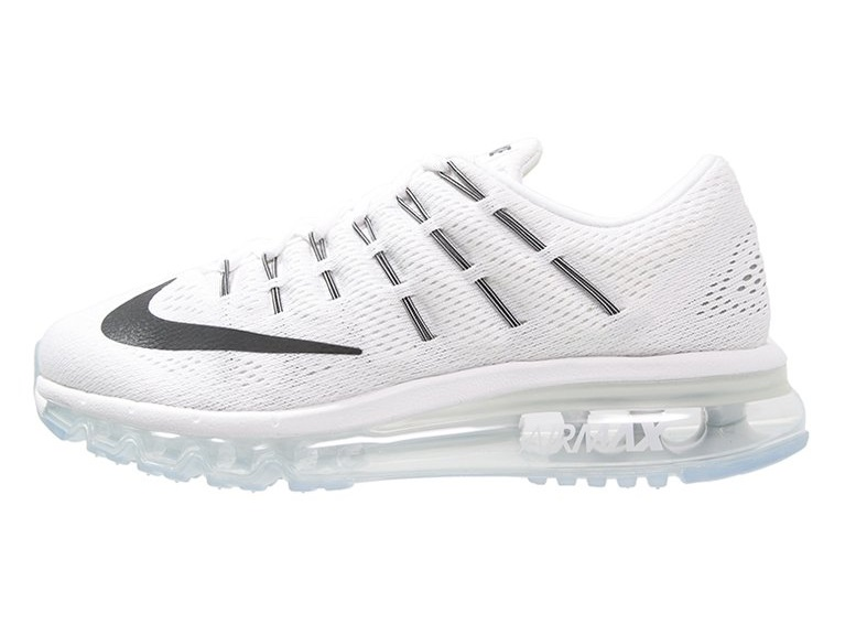 100% Authentique air max 2016 blanche pas chere Outlet en ligne