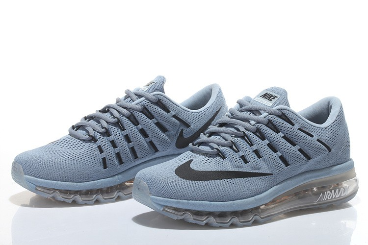 100% Authentique air max 2016 gris pas cher Outlet en ligne