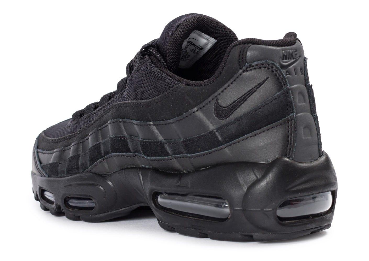 air max 95 cuir noir