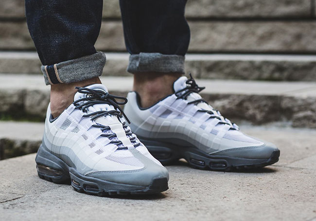 Nike Sportswear Air Max 95 Ultra Essential Gris