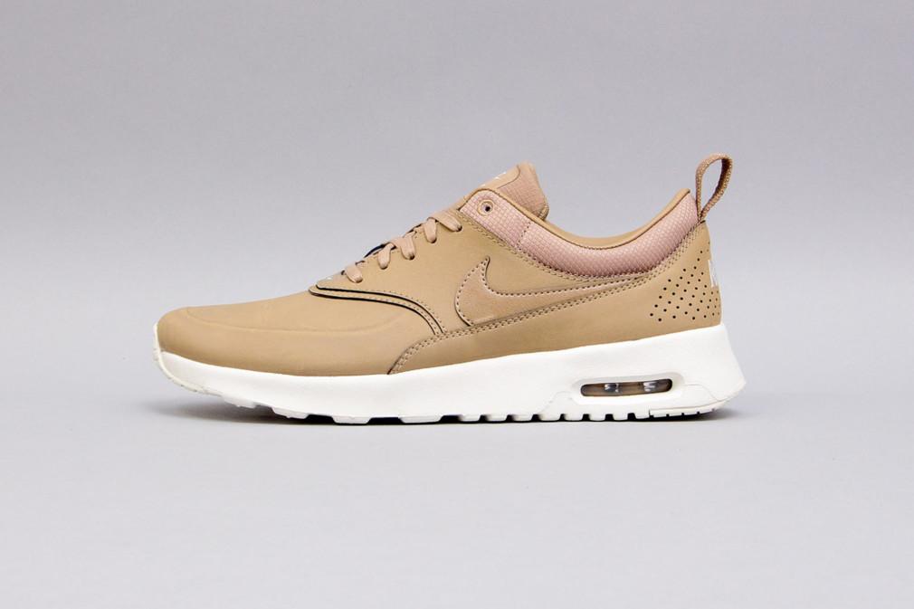 chaussures de séparation 7c1bd d3339 100% Authentique air max thea femme beige pas cher Outlet en ...