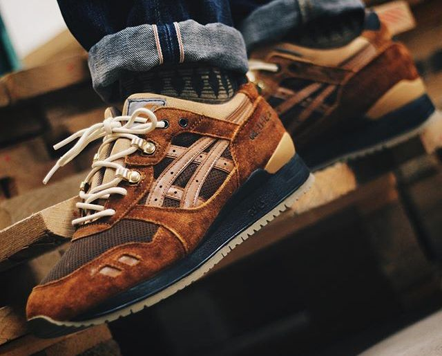 chaussure asics lifestyle