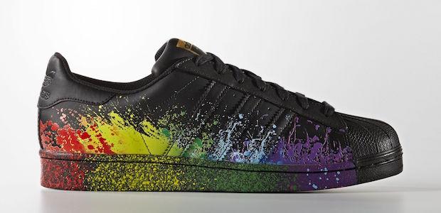 100% Authentique basket adidas peinture Outlet en ligne