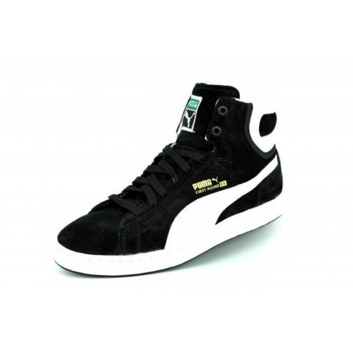 100% Authentique basket puma first round Outlet en ligne
