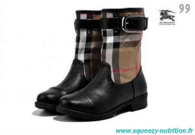 100% Authentique botte burberry pas cher chine Outlet en ligne 36e97d0083f
