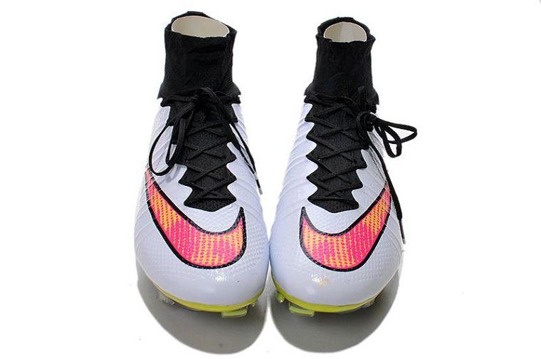 100% Authentique chaussure de foot nike mercurial pas cher