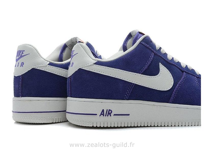 100% Authentique nike air force 1 bleu pas cher Outlet en ligne