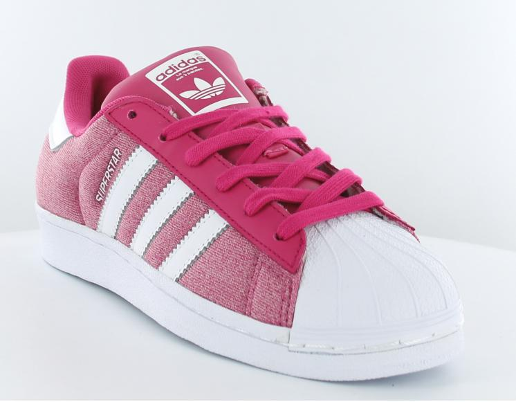 new high quality store look out for 100% Authentique superstar femme rose pale pas cher Outlet en ligne
