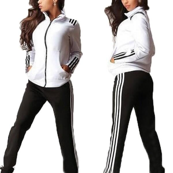 ensemble sport femmes adidas